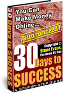 30 Days to Success Marketing Guide